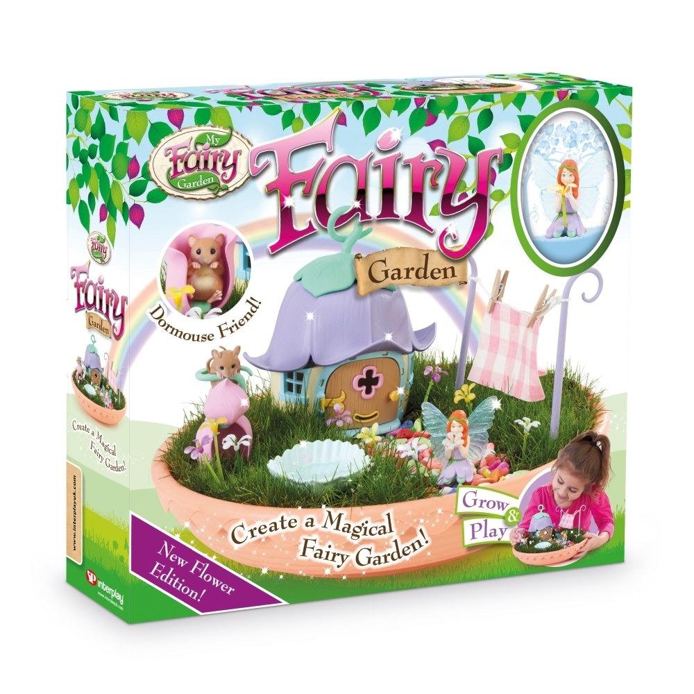 A My Fairy Garden egy rendhagyó játék